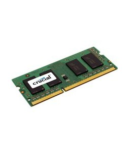 Crucial Memory DDR3-1600 4GB CL11