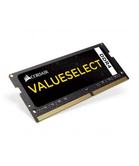 Mémoire 8 GB Corsair ValueSelect SO-DDR4 2133MHz 1.2V